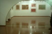 הגלריה של מרכז האמנויות במעלות